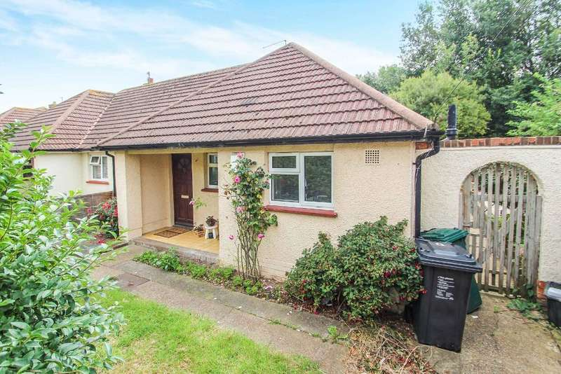 2 Bedrooms Bungalow for sale in Vale Road, Portslade, East Sussex, BN41 1GG
