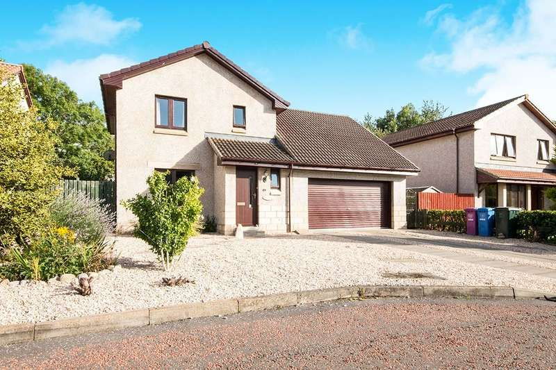 4 Bedrooms Detached House for sale in Spey Drive, Fochabers, IV32