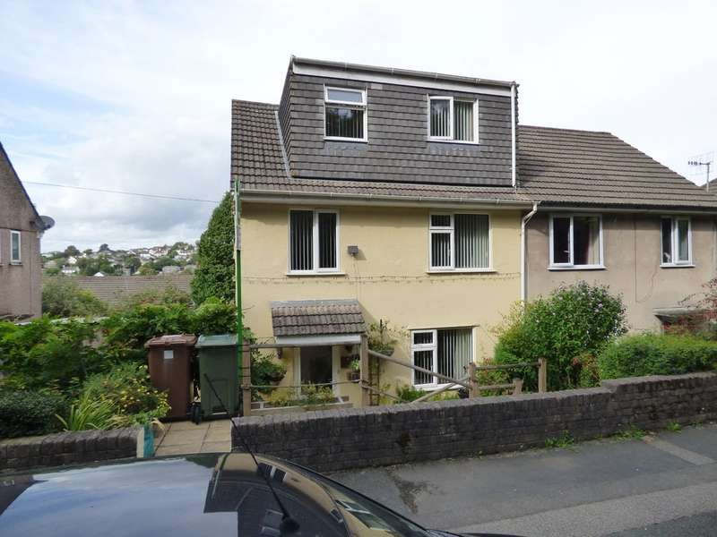 5 Bedrooms Semi Detached House for sale in St Maurice, Plympton