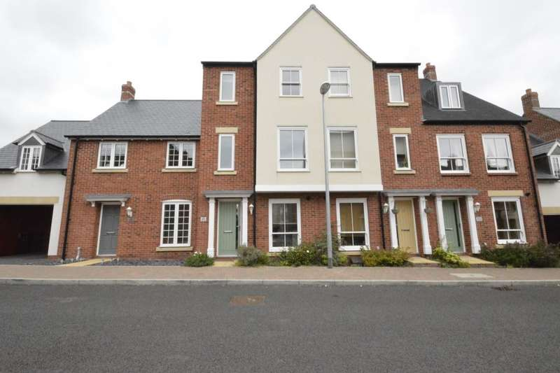 4 Bedrooms Property for sale in Village Drive, Lawley Village, Telford, TF4