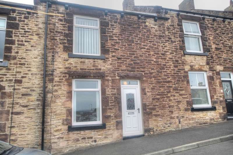 2 Bedrooms Property for sale in Steel Street, Consett, DH8