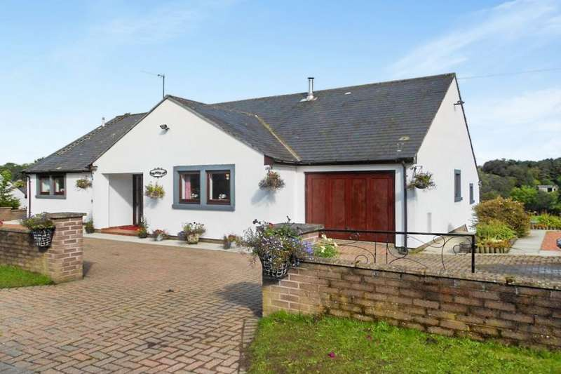 3 Bedrooms Detached Bungalow for sale in Lyne Valley View, Roweltown, Carlisle, CA6