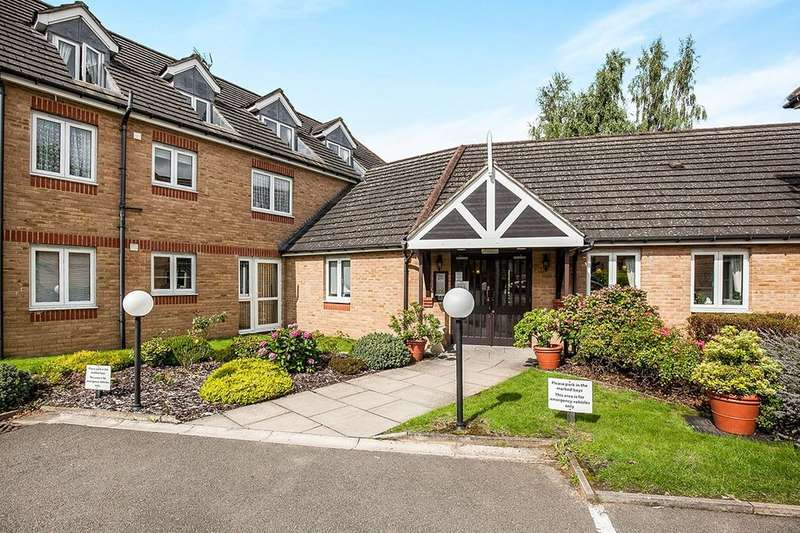 1 Bedroom Flat for sale in Mervyn Road, Shepperton, TW17