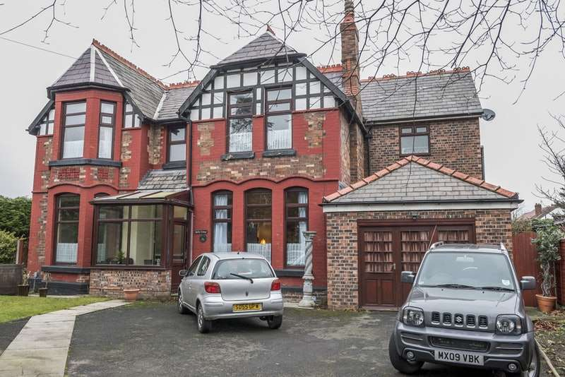 5 Bedrooms Detached House for sale in Duke Street, Liverpool, Merseyside, L37