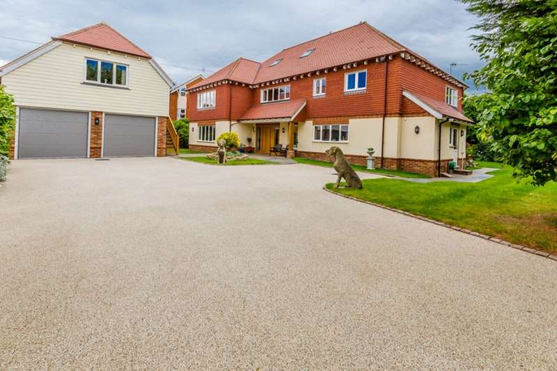 6 Bedrooms Detached House for sale in Mill Lane, Tonbridge, Kent, TN9