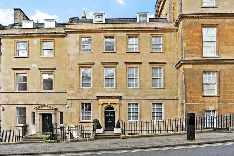 4 Bedrooms Terraced House for sale in Gay Street, Bath, BA1
