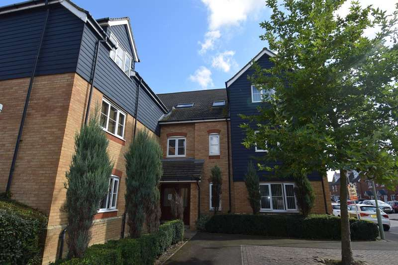 2 Bedrooms Flat for sale in Blackthorn Road, Hersden, Canterbury