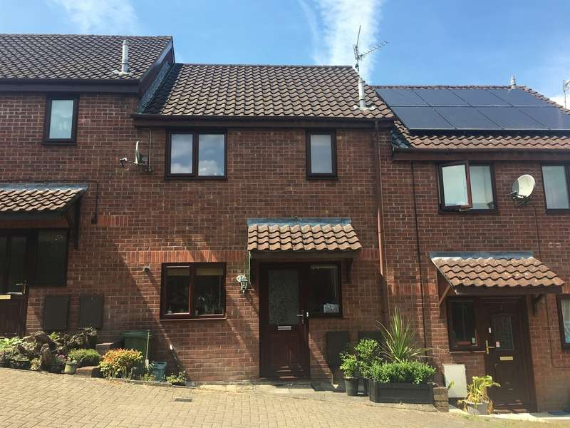 2 Bedrooms Terraced House for sale in Wyefield Court, Monmouth