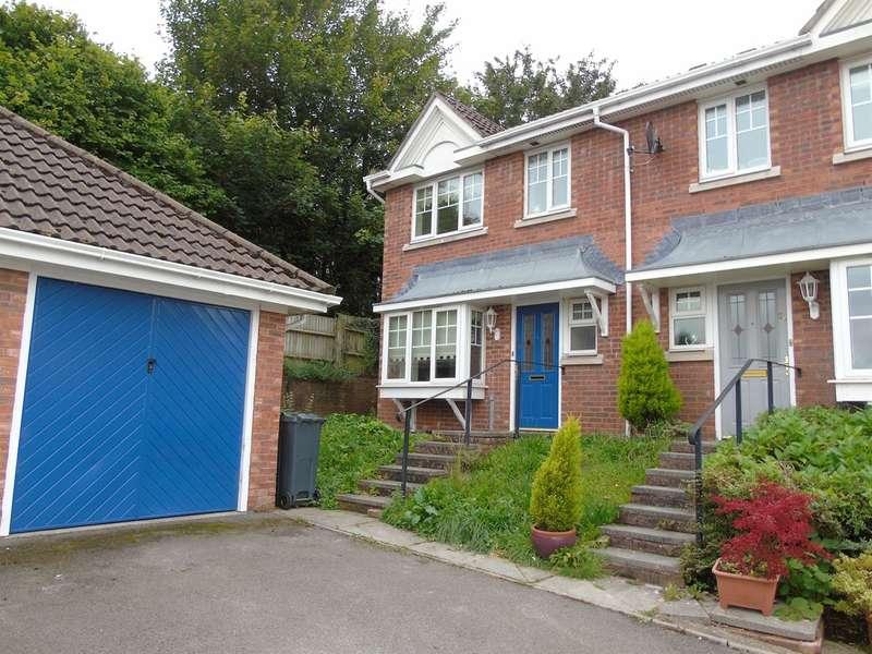 3 Bedrooms Semi Detached House for sale in Plas Y Mynach, Radyr, Cardiff