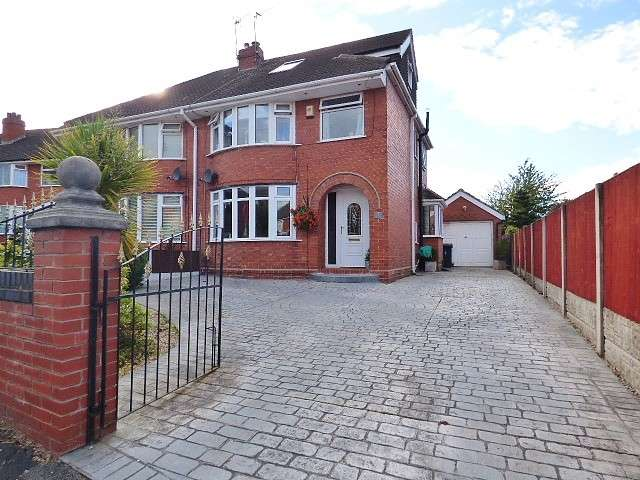 4 Bedrooms House for sale in Palin Drive, Great Sankey, Warrington