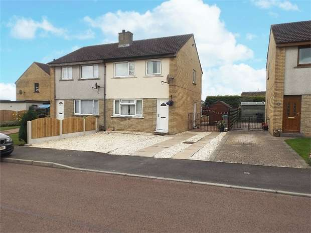 3 Bedrooms Semi Detached House for sale in Sarkfoot Road, Gretna, Dumfries and Galloway