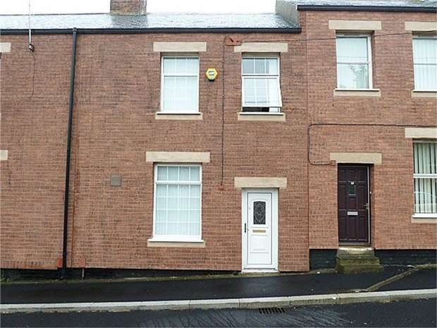 2 Bedrooms Terraced House for sale in Pine Street, Stanley, Durham