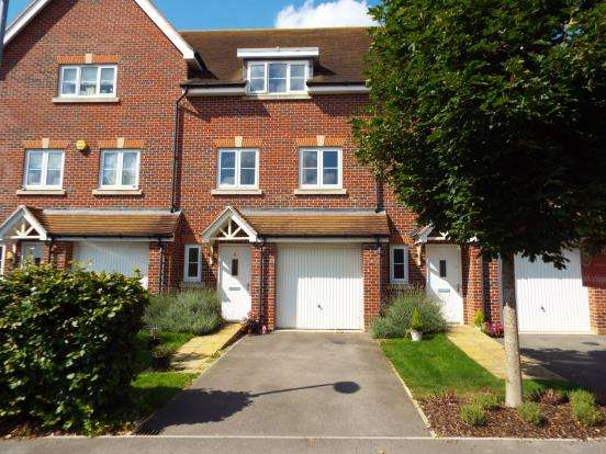 4 Bedrooms Terraced House for sale in Bracknell, Berkshire