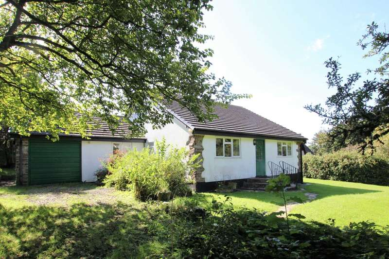 3 Bedrooms Bungalow for sale in Stoke, Hartland