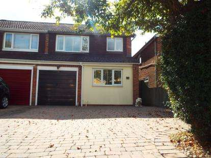 3 Bedrooms Semi Detached House for sale in Marks Tey, Colchester, Essex