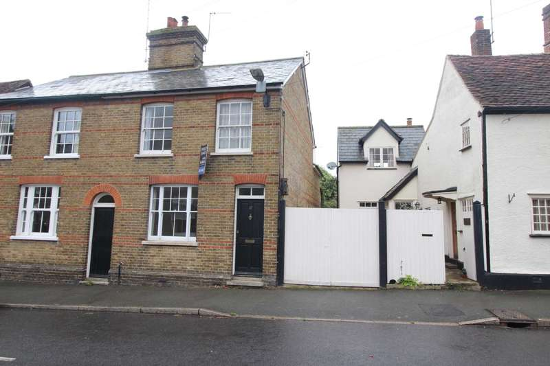 3 Bedrooms Terraced House for sale in Church Street, Coggeshall