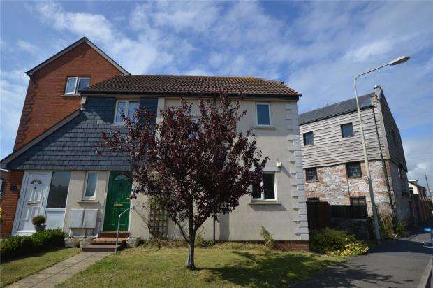 3 Bedrooms Semi Detached House for sale in Shelly Reach, Exmouth, Devon