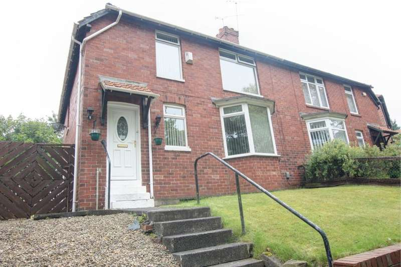 3 Bedrooms Semi Detached House for sale in The Drive, Gateshead, NE10