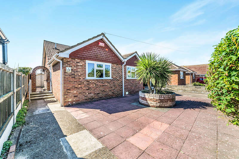 3 Bedrooms Detached Bungalow for sale in Helmdon Close, Ramsgate, CT12
