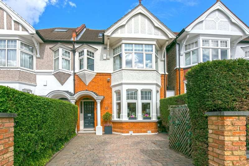 5 Bedrooms Semi Detached House for sale in Sudbrooke Road, Battersea, London
