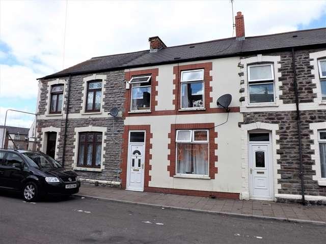 3 Bedrooms Terraced House for sale in ADAMSDOWN