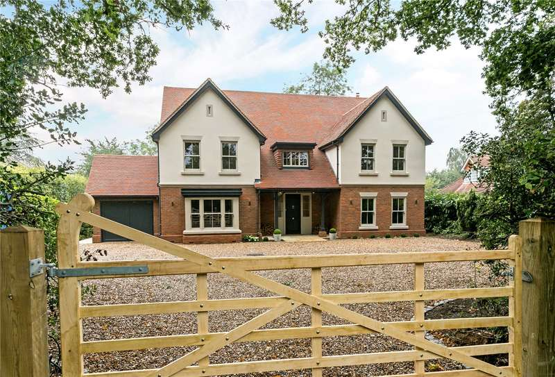 6 Bedrooms Detached House for sale in Bellingdon, Chesham, Buckinghamshire, HP5