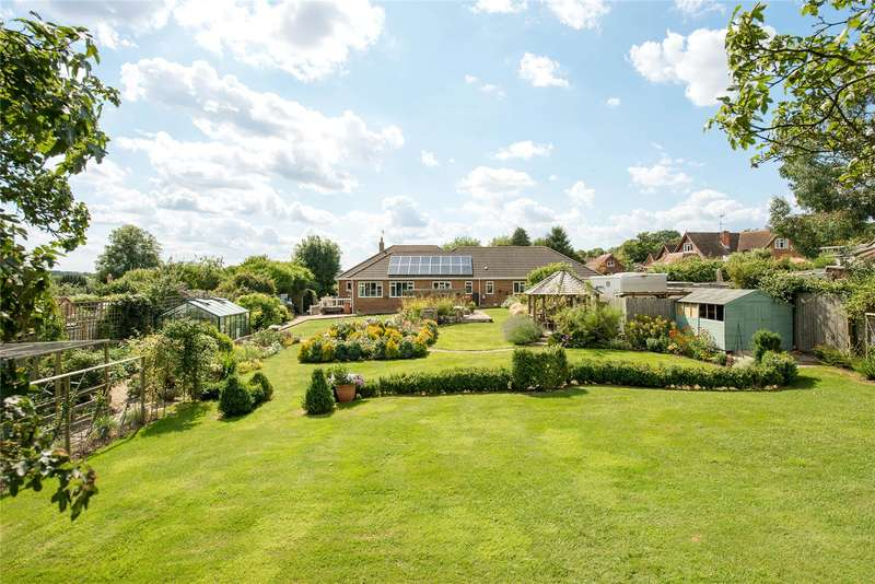 5 Bedrooms Detached Bungalow for sale in Hindon Road, Dinton, Salisbury, Wiltshire, SP3