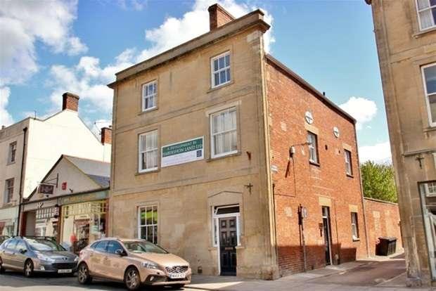 2 Bedrooms Flat for sale in High Street, Glastonbury