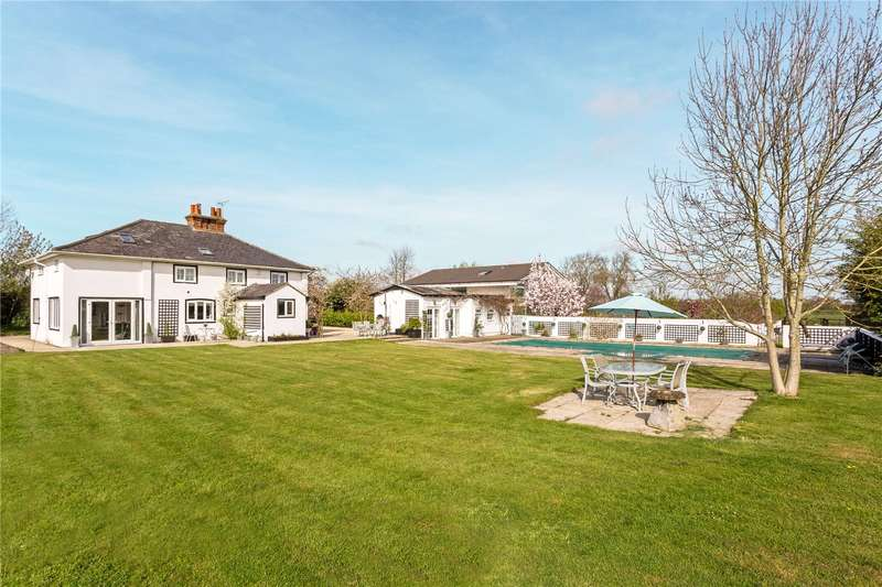 4 Bedrooms Detached House for sale in Wanborough, Swindon, Wiltshire, SN4