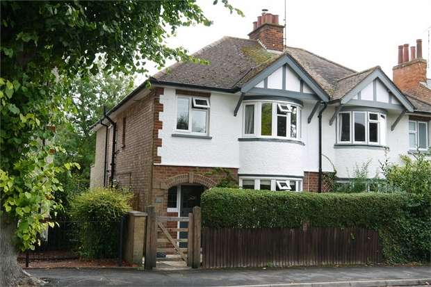4 Bedrooms Semi Detached House for sale in Victoria Avenue, Market Harborough, Leicestershire