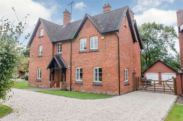 6 Bedrooms Detached House for sale in The Woodlands, Stone, Staffordshire