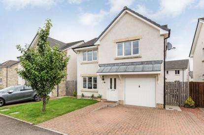 4 Bedrooms Detached House for sale in Cunison Crescent, Stirling