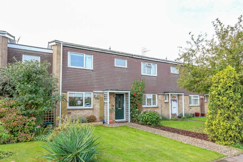 3 Bedrooms Terraced House for sale in Borough Avenue, Wallingford