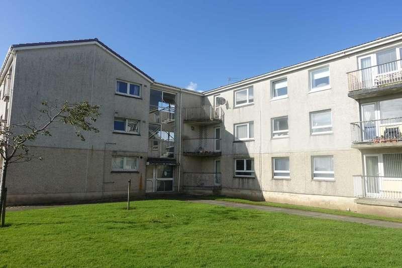 2 Bedrooms Flat for rent in Heather Grove, East Kilbride