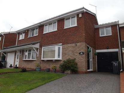 3 Bedrooms Semi Detached House for sale in Westmead Drive, Oldbury, Birmingham, West Midlands