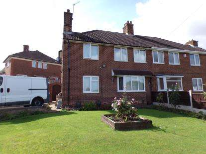 4 Bedrooms Semi Detached House for sale in Honiley Road, Kitts Green, Birmingham