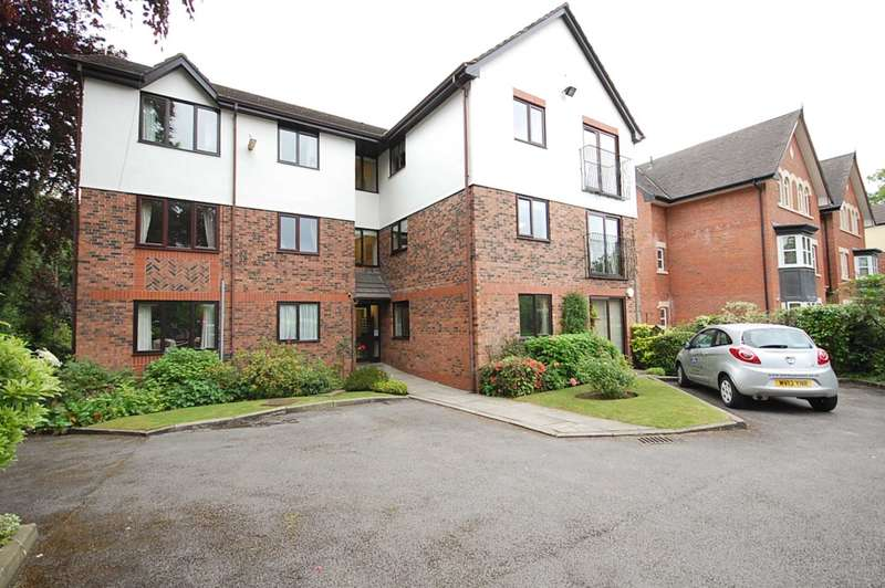 2 Bedrooms Apartment Flat for sale in BRAMHALL LANE SOUTH, Bramhall