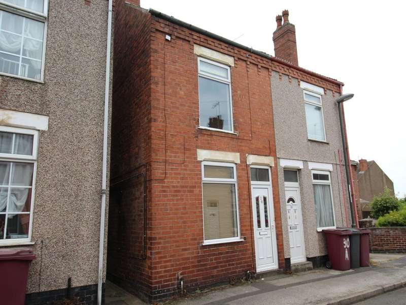 2 Bedrooms Property for sale in King Street, South Normanton, Alfreton, DE55