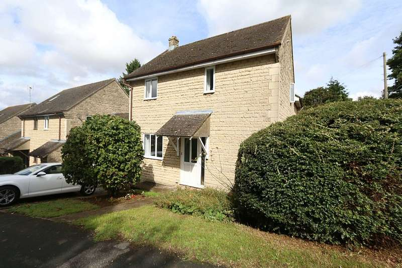 3 Bedrooms Link Detached House for sale in Lords Piece Road, Chipping Norton, Oxfordshire, OX7 5HT