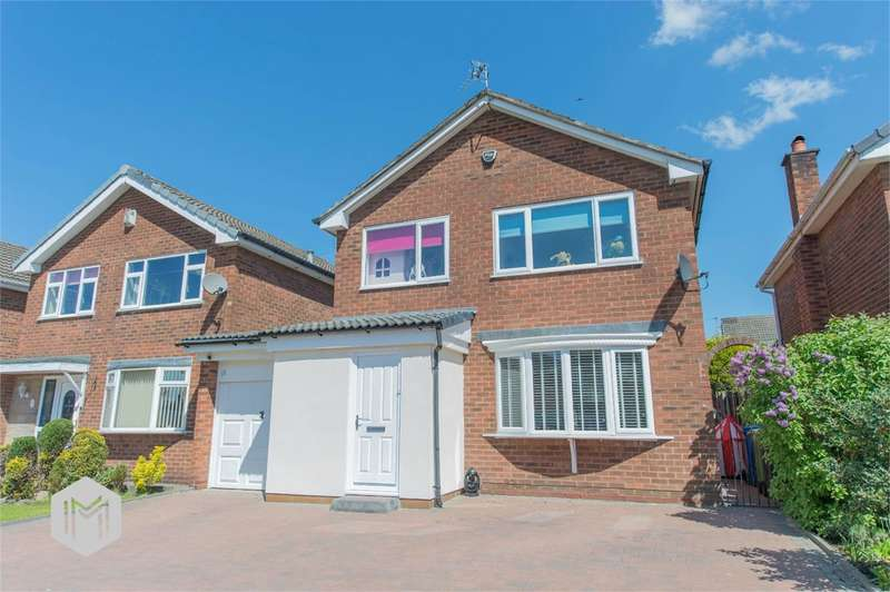 3 Bedrooms Link Detached House for sale in Withington Drive, Tyldesley, Manchester, M29