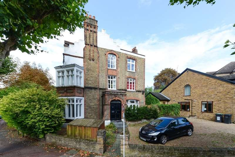 2 Bedrooms Flat for sale in St. Margarets Road, Brockley, London SE4 1YL