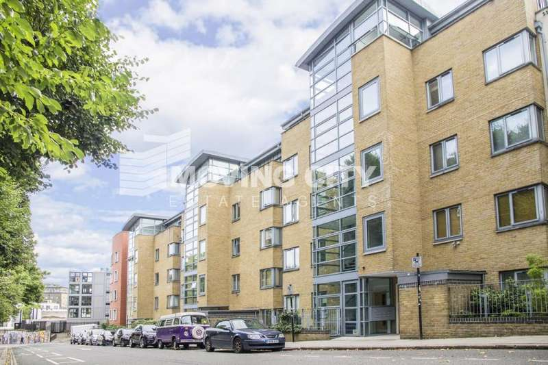 2 Bedrooms Apartment Flat for sale in Regents Park, Chalk Farm, NW1