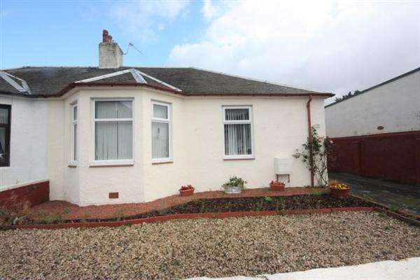2 Bedrooms Bungalow for sale in Lawson Street, Ayr