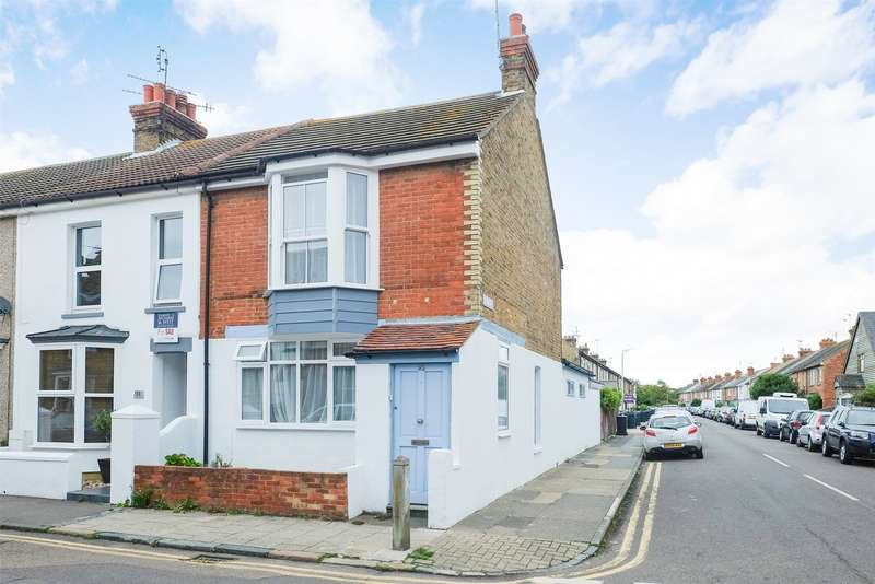 4 Bedrooms End Of Terrace House for sale in Regent Street, WHITSTABLE, Kent