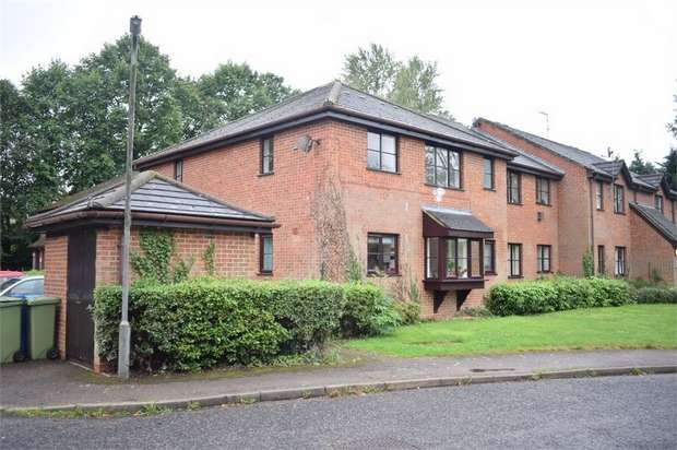 1 Bedroom Flat for sale in Cranbrook, Woburn Sands, Milton Keynes, Buckinghamshire