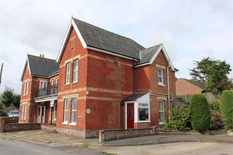 3 Bedrooms Semi Detached House for sale in Duck Street,, Wool, WAREHAM, Dorset