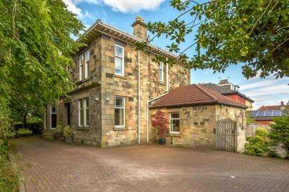 4 Bedrooms Detached House for sale in Caldercuilt Road, Maryhill Park