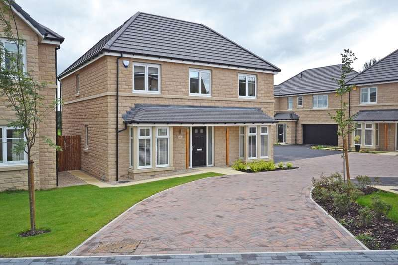 4 Bedrooms Detached House for sale in Harrison Close, Wakefield