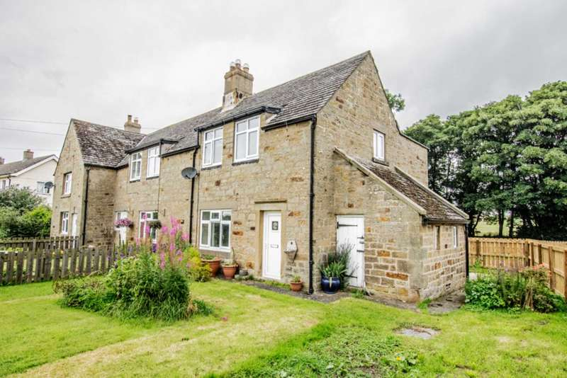 3 Bedrooms Semi Detached House for sale in Fenwick Cottages, Fenwick