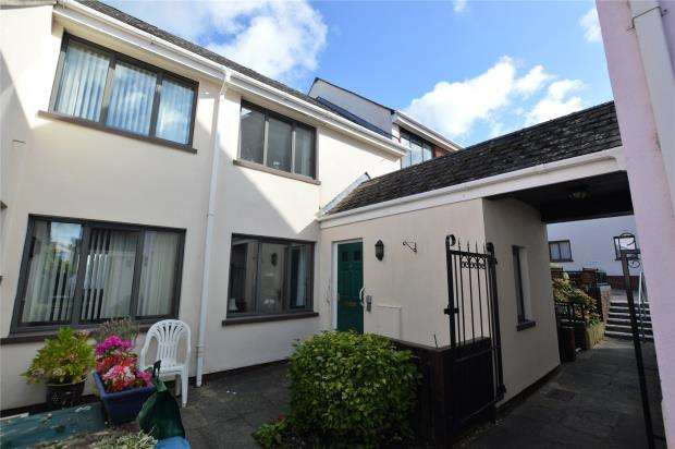 2 Bedrooms Semi Detached House for sale in Kings Gardens, Kerslakes Court, Honiton, Devon